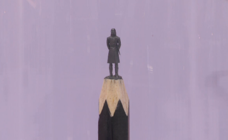 figurine Game of Thrones din mina de creion