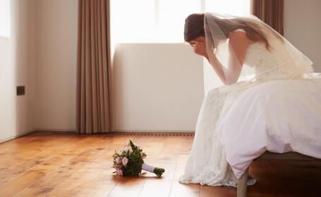 Motivul pentru care o mireasă a fost abandonată de familie chiar în ziua nunții