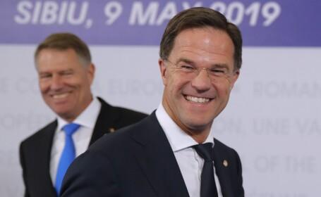Premierul Olandei, despre aderare la Schengen: \