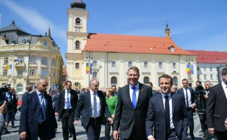 Ce înseamnă Declaraţia Summitului de la Sibiu: \
