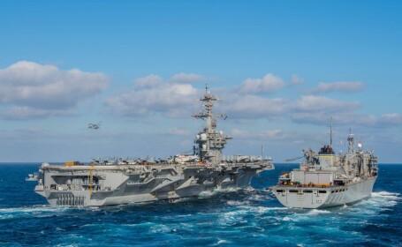 """SUA au trimis un portavion și bombardiere B-52 în Golful Persic. """"Sunt amenințători"""""""