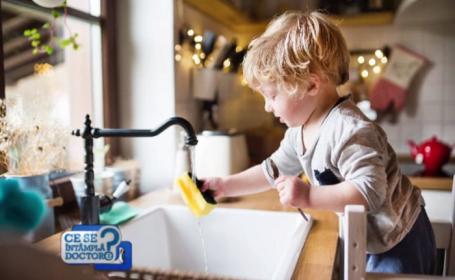 Care sunt cele mai murdare obiecte din bucătărie și cum ajută la întărirea sistemului imunitar