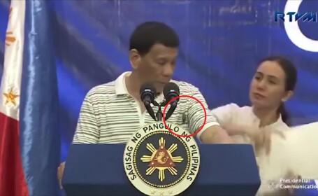 Rodrigo Duterte gandac