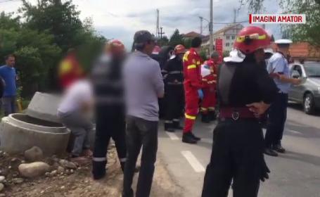 Accident în Târgu Jiu