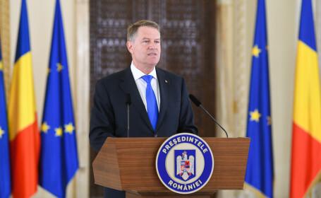Iohannis, mesaj după rezultatul votului de duminică: Guvernul PSD trebuie să plece! Rușine