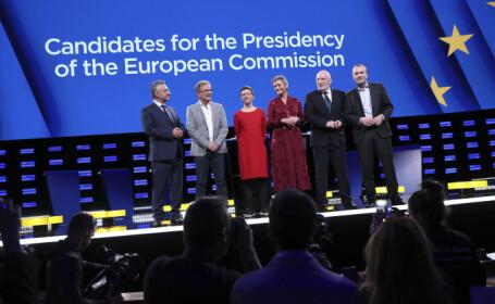 Cine sunt principalii candidați pentru șefia Comisiei Europene