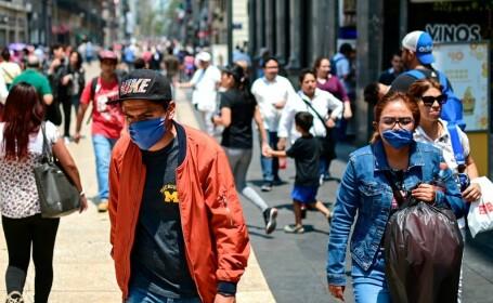 Nor de poluare în Ciudad de Mexico - 12