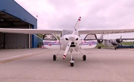 avion cazut in muntii Buzaului