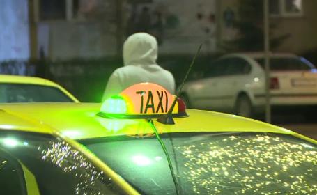 Un şofer Uber spune că a fost bătut de taximetrişti, dar s-a temut să cheme poliţia