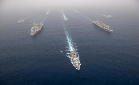 nave de lupta americane