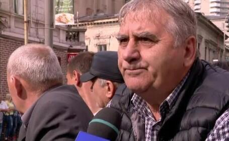 Reacția unui bărbat, întrebat de ce îl susține pe Liviu Dragnea la ÎCCJ