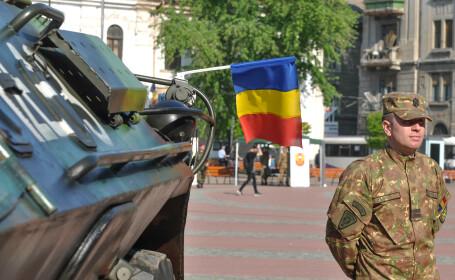 """Ministrul Economiei: """"Vom avea o armă de asalt de ultimă generaţie pentru Armata română"""""""