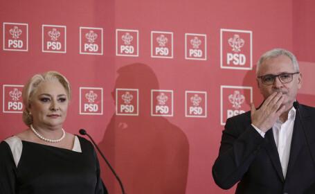 """Dăncilă, după vot: """"Nu demisionez. Românii au încredere în Guvern"""""""