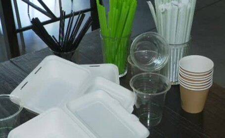 Tacâmurile, bețișoarele și paiele din plastic, interzise. Statele UE au termen 2 ani