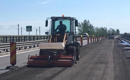 Reabilitarea Autostrăzii Soarelui, între București și Fundulea