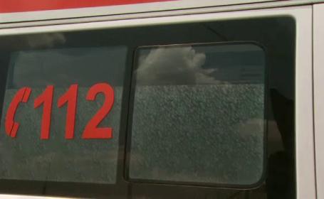Autobuz implicat într-un accident grav, în Capitală. Un mort şi 2 răniţi