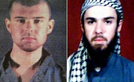"""""""Talibanul american"""" John Walker Lindh, eliberat din închisoare pentru bună purtare"""