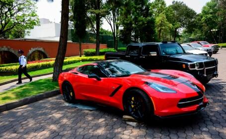 Țara care vinde mașinile de lux ale corupților, pentru a da bani oamenilor săraci. FOTO