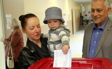 Letonia vot