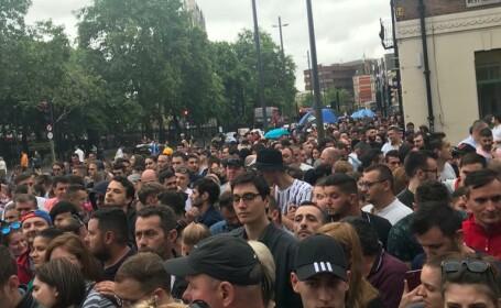 coada vot Londra