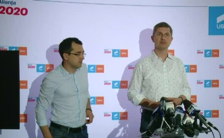 Vlad Voiculescu, Dan Barna