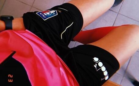 Femeie arbitru din Italia, jignita de jucatori - 4