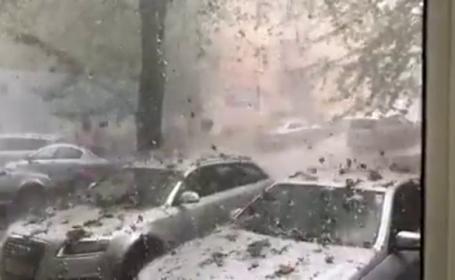 Meteorologii anunță fenomene extreme