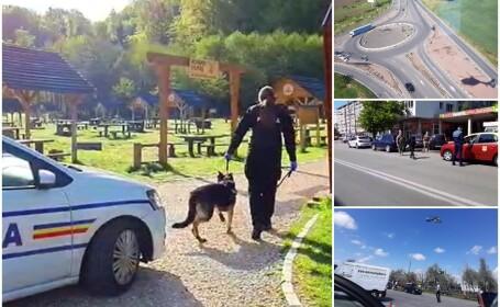 Restricții de 1 mai în România. Ce nu au voie să faci. Filtrele de poliție au împânzit toată țara