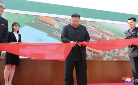 Kim Jong-Un a reapărut la Phenian, de 1 Mai. Primele imagini după dispariţie