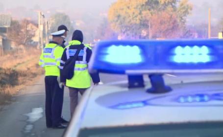 Noua metodă folosită de bucureșteni pentru a-i păcăli pe polițisti de 1 mai. Ce au scris în declarație