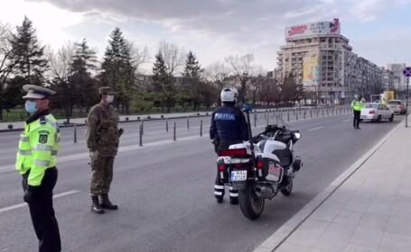 Noua metodă folosită de bucureșteni pentru a-i păcăli pe polițisti de 1 mai