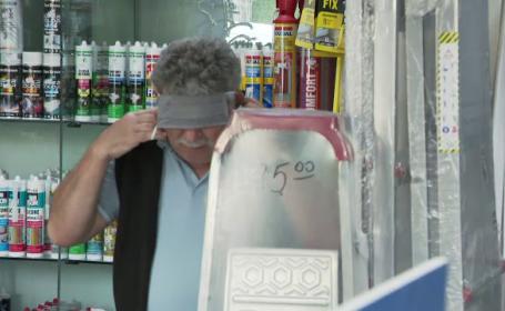 Românii și-au relaxat singuri restricțiile. Cum se protejează vânzătorii din magazine