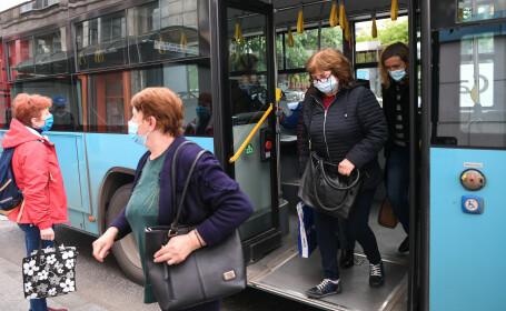 Călători în București, în timpul stării de urgență