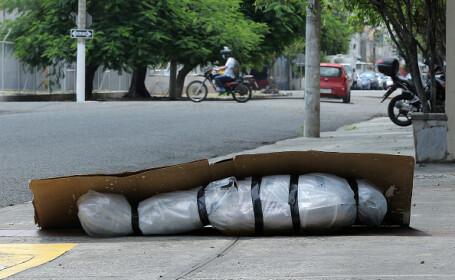 Sute de cadavre depozitate pe străzi sau pierdute în spitale și morgi într-un oraș din Ecuador. GALERIE FOTO - 3