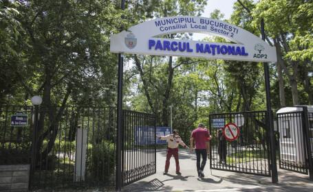 15 parcuri din București s-au deschis începând de sâmbătă