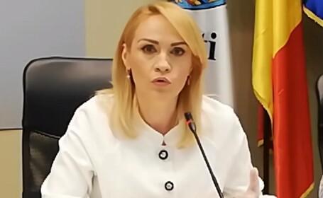 Gabriela Firea, în cadrul ședinței CGMB