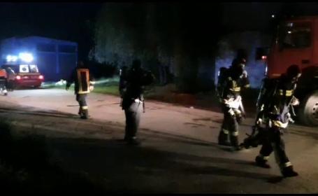 Patru pompieri din Cluj au inhalat clor în timpul unei intervenții. Cum au fost salvați
