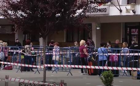 Sute de români plecați la muncă în Germania s-au infectat cu noul coronavirus. PSD vrea anchetă