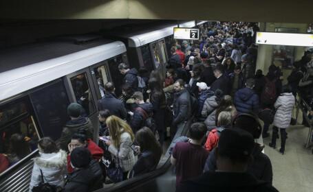 Încă un angajat de la metrou, confirmat pozitiv cu coronavirus. Reacția companiei