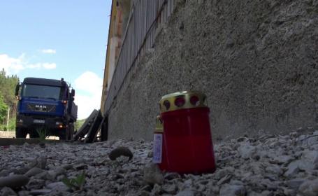 Accident mortal de muncă la salina din Târgu Ocna. Un angajat a căzut de la 10 m înălțime