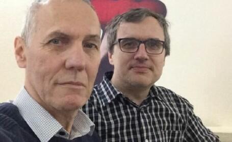 Cristian Presura şi Ştefan Szedlacsek