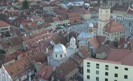 Centrul istoric din Brașov, în pericol