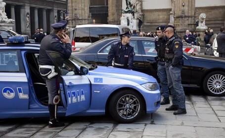 polițiști italia