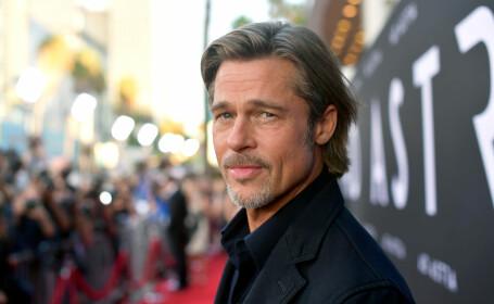 Brad Pitt are o nouă iubită, în vârstă de 27 de ani. Cine este Nicole Porturalski. FOTO