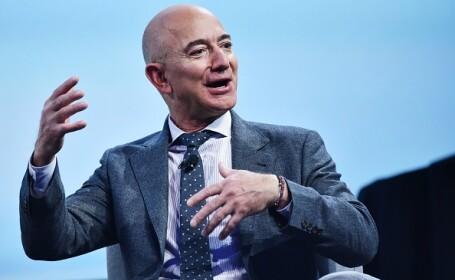 Jeff Bezos va merge în spaţiu în luna iulie