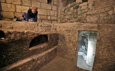 Descoperire incredibilă la Ierusalim, cu o vechime de circa 2.000 de ani - 6