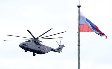 elicopter militar rusia