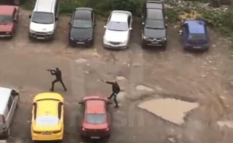 conflict bande rivale moscova