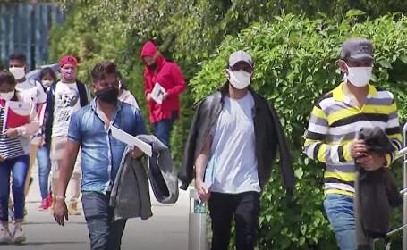 Val de oferte de muncă pentru srilankezii blocați pe Aeroportul Otopeni