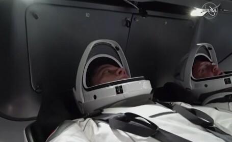 Misiune spațială istorică: Miliardarul Elon Musk, la un pas de a-și împlini visul